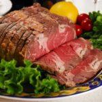 厳選肉のローストビーフ